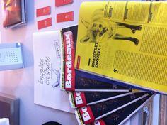Enquête en Quête dans Bordeaux Magazine, Fevrier 2013, N• 401, page 20. #enquetebdx