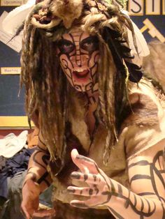 Now HERE'S a Caliban!