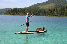 5 Awesome Places To Stand-Up Paddle In BC #SUP #Travel #Destinations