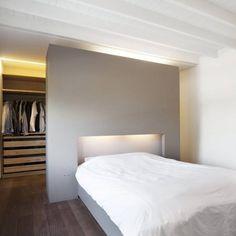 De inloopkast: een kamer voor je kleding en schoenen | Slaapkamer met dressing Door SaskiaMeyer