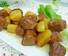 Lombinho de Panela com Batatas   Acompanhamentos > Receitas com Batata   Mais Você - Receitas Gshow
