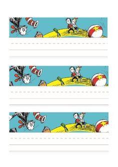 71 best Dr Seuss images on Pinterest | Classroom ideas, Dr suess ...