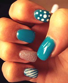 Summer Nail Art Design Ideas #nail #nails