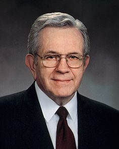 "Elder Boyd K. Packer said: ""When you come to the temple and receive your endowment...you can live an ordinary life and be an ordinary soul—struggling against temptation, failing and repenting, and failing again and repenting … Then the day will come when you will receive the benediction: 'Well done, thou good and faithful servant: thou hast been faithful over a few things, I will make thee ruler over many things; enter thou into the joy of thy lord' (Matthew 25:21)"""