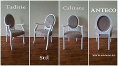 Scaune din lemn masiv pentru restaurant: Scaune restaurant - Model : Medalion Restaurant, Dining Chairs, Furniture, Home Decor, Decoration Home, Room Decor, Restaurants, Dining Chair, Home Furniture