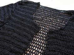 Espacio Crochet: Bolero para boda