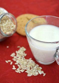 Latte di riso, ricetta per vegan e intolleranti