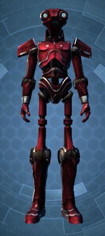 2V Series Protocol Droid