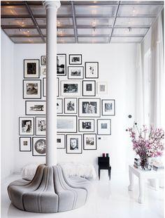 Home Design Inspiration For Your Living Room Interior Design Trends, Interior Inspiration, Design Inspiration, Interior Ideas, Interior Architecture, Interior And Exterior, Home And Deco, Design Case, Wall Design