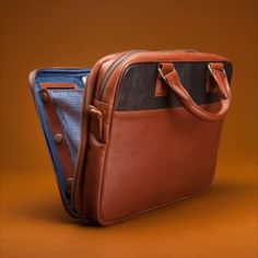 Every detail counts. Our cognac leather briefcase is perfect for work scenarios. Be the the most stylish person in the office with our leather messenger bag! www.inmoleatherbags.com   leather briefcase men business vintage, leather briefcase men laptops, leather messenger bag men handmade, leather messenger bag men fashion styles, mens office briefcase.    #INMO #Briefcase #Office #BagsAndLuggage #Porfolio #MessengerBag Leather Briefcase, Leather Bag, Passport Holders, Toiletry Bag, Duffel Bag, Handmade Leather, Vintage Leather, Travel Bags, Messenger Bag