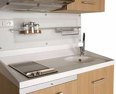 Compact Kitchen Units That Go Even Smaller Than Small In