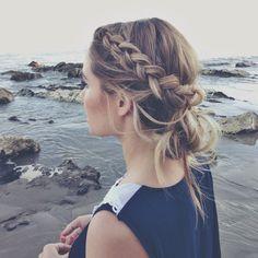 5 Gorgeous Beach Braids | http://www.hercampus.com/beauty/5-gorgeous-beach-braids