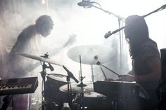 Warpaint Live at The Echo for 30 Days in LA. Photos by Erik Voake.