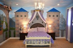 My room - my castle. Girly Bedroom Ideas Fit For A Princess