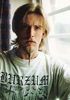 Varg Vikernes.. I need a beard like this.