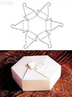 Creare con la carta ♥: Scatole fai da te