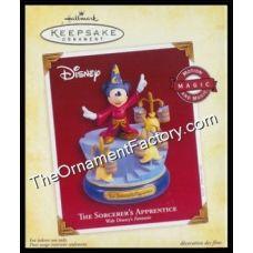 2005 Sorcerers Apprentice, Disney - DB | Hallmark Keepsake Ornaments | The Ornament Factory