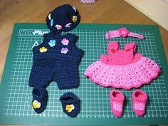Poppenkleertjes Haken Frutseltjes Voor Mini Popjes Page 1