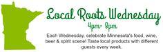 Local Minnesota product tastings tonight from Join us Minnesota Food, Wine Sale, Join
