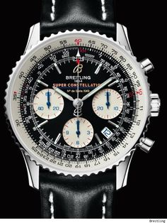 Breitling Navitimer Super Constellation Limited Edition Watch