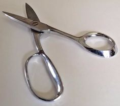 "VTG Cutco 8"" Scissors Shears Take Apart Serrated Kitchen USA Lifetime Warranty #Cutco"