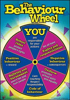 Discipline wheel