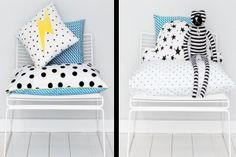 Pillows, pillows, pillows. Cotton On Kids - cottononkids.com.au