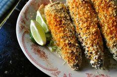 8. Elotes Callejeros from A Vegetarian Grilling Menu Slideshow