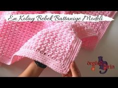 Easiest Baby Blanket / Crochet Knitting Patterns - My CMS Baby Knitting Patterns, Crochet Patterns For Beginners, Easy Crochet Patterns, Easy Baby Blanket, Baby Blanket Crochet, Knit Headband Pattern, Quick Knits, Manta Crochet, Yarn Shop