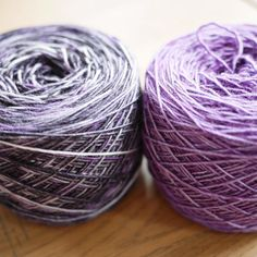 And then suddenly you realise that the perfect yarn combination was there all along ...