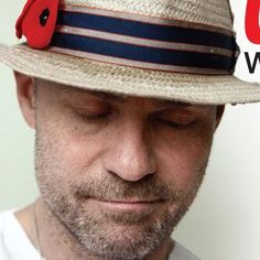 Tragically Hip. Gord Downie is a poet, an impeccable storyteller, and should be considered a national treasure.