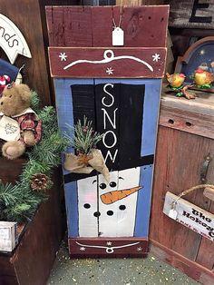 pallet-chirtmas-snowman