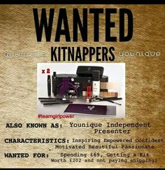 Wanted !!! Free Shipping limited time offer Get yours today http://www.facebook.com/BlinkinFabulash