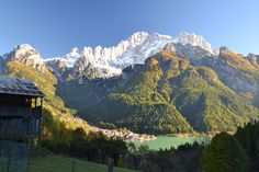 Another image of our fantastic town, Alleghe