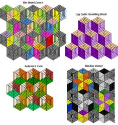 Free Big Block Quilt Patterns | The Quilter's Cache – Marcia ... : quilt cache - Adamdwight.com