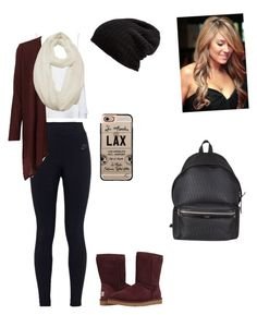 """"""" I actually really want this outfit"""" by http-txmmi on Polyvore featuring NIKE, Alice + Olivia, UGG Australia, Free People, Casetify and Yves Saint Laurent"""