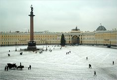 May 27, 1703 – Tsar Peter the Great founds the city of Saint Petersburg