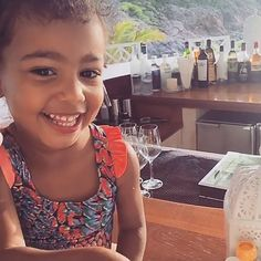 Kim Kardashian West Says North West Loves Clothes: 'She Loves to Match Mom'