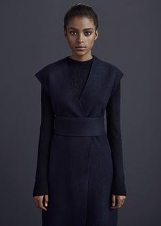 Premium - wool gilet -  Women | MANGO