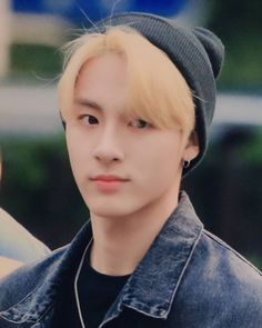 Blonde Asian, Korean American, Side Profile, Love At First Sight, Heart Attack, Asian Boys, Youngjae, Jaehyun, Cute Guys