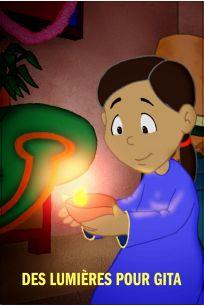 Des lumières pour Gita by Michel Vo - ONF  (Diwali French Video)