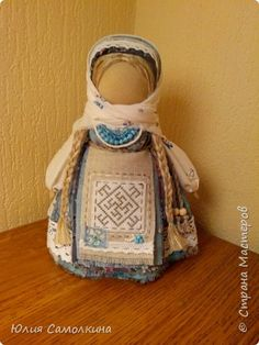 Кукла-оберег Цветок Папоротника 2 фото 1