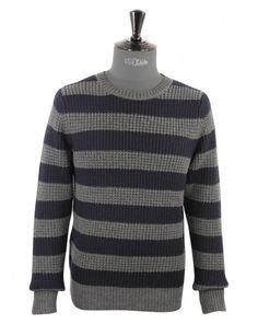 Surface to air striped jumper