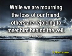 Great Quotes About Death Of A Friend Image Quotations And Saying
