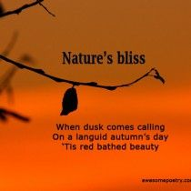 Nature's Bliss