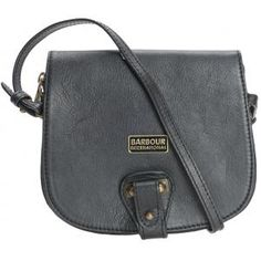 Barbour International Mini Ladies Messenger - £79.95 www.countryhouseoutdoor.co.uk