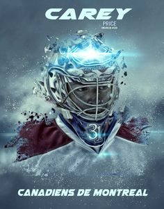 Carey Price Montreal Canadiens, Nhl Wallpaper, Goalie Mask, Loreal Paris, New Pictures, Hockey, Sports, Layouts, Bedroom Ideas
