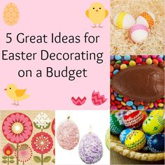 5 Awesome Easter Decorating Ideas