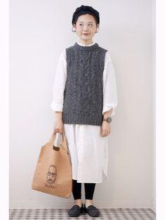 Mori Fashion, Cute Fashion, Modest Fashion, Unique Fashion, Trendy Fashion, Womens Fashion, Natural Clothing, Japanese Outfits, Japan Fashion