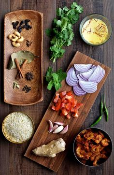 Discover what are Chinese Seafood Food Preparation Seafood Dishes, Seafood Recipes, Indian Food Recipes, Healthy Recipes, Chinese Seafood Recipe, Achiote, Food Flatlay, Biryani, Saveur